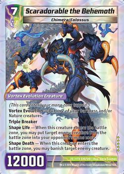 Scaradorable the Behemoth (15VTX)