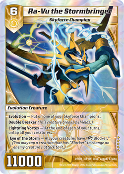 Ra-Vu the Stormbringer (4EVO)