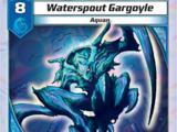 Waterspout Gargoyle