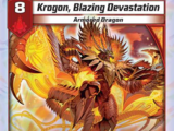 Krogon, Blazing Devastation