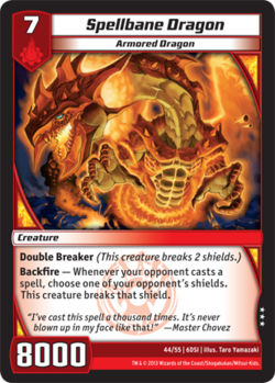 Spellbane Dragon (6DSI)
