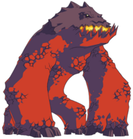 Galsaur Rock Beast