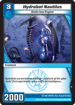 Hydrobot Nautilus (13GAU)