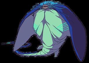 Fluorogill Manta