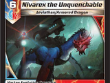 Nivarex the Unquenchable