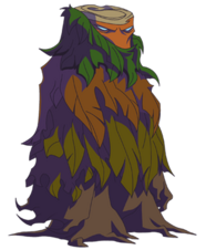 Lumbering Elderwood