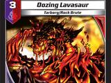 Oozing Lavasaur