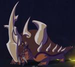 Rumbling Terrasaur Evolved
