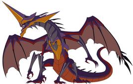 Magma Dragon Melgars
