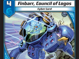 Finbarr, Council of Logos