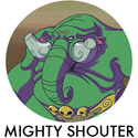 Mighty Shouter (Character)