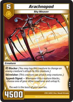 Arachnopod (6DSI)