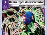 Death Liger, Apex Predator