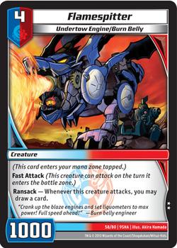 Flamespitter (9SHA)