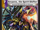 Serpens, the Spirit Shifter