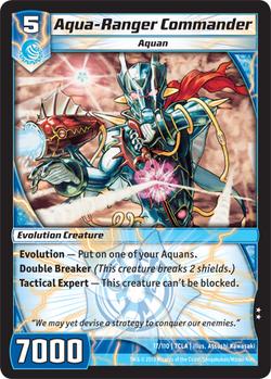 Aqua-Ranger Commander (7CLA)