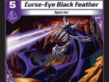 Curse-Eye Black Feather