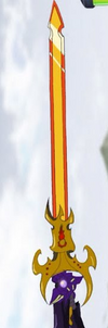 Sword of Fiery Cataclysm