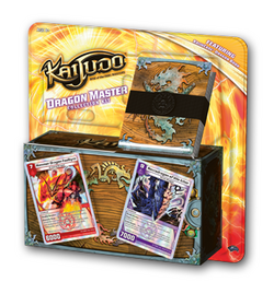 Dragon Master Collection Kit Box