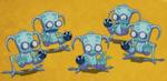 Reef Prince Glu-urrgle Evolved
