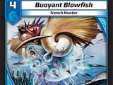 Buoyant Blowfish