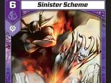 Sinister Scheme