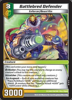 Battlebred Defender (13GAU)