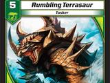 Rumbling Terrasaur