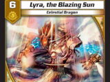 Lyra, the Blazing Sun