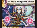 Alcadeus, Vengeance Archon