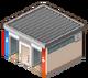 Restroom (Station Manager)