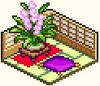 Ikebana Corner - The Sushi Spinnery