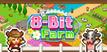 8-Bit Farm Banner