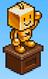 Kairobot Statue (Basketball Club Story)