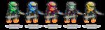 Hover Riders (Legends of Heropolis)