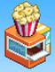 Popcorn Stall (Basketball Club Story)