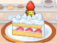 Kairobot in a cake