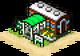 Car cafe - pocket stables