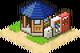 Rest area - pocket stables