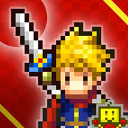 Quest Town Saga iOS icon
