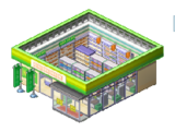 Supermarket (Station Manager)