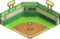 Baseball field-PocketAcademy