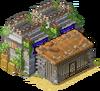 Prison Outpost (High Sea Saga)