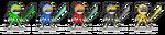 Swordmasters (Legends of Heropolis)