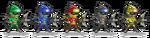 Ninjas (Legends of Heropolis)