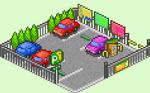 Pocket League Story - Parking Lot
