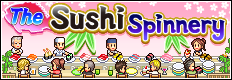 The Sushi Spinnery Banner