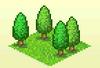 Pocket Harvest - Forest 4 Trees