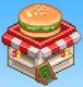 Hamburger Stall (Basketball Club Story)