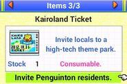 Magazine Mogul - Kairoland Ticket